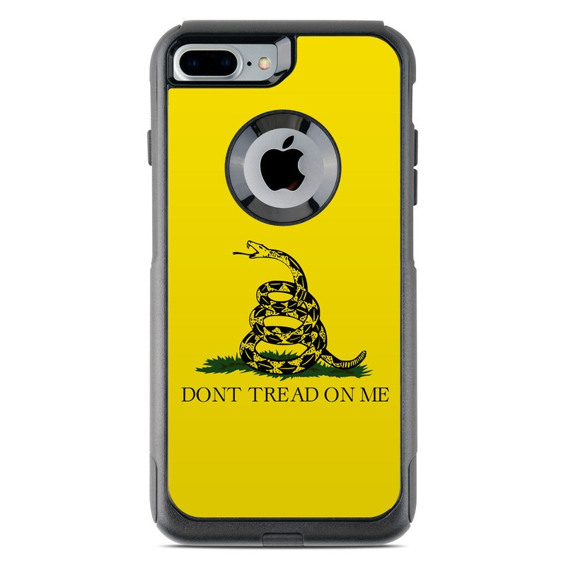 Gadsden Flag OtterBox Commuter iPhone 8 Plus Case Skin