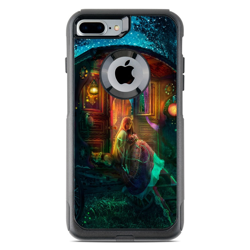 Gypsy Firefly OtterBox Commuter iPhone 7 Plus Skin