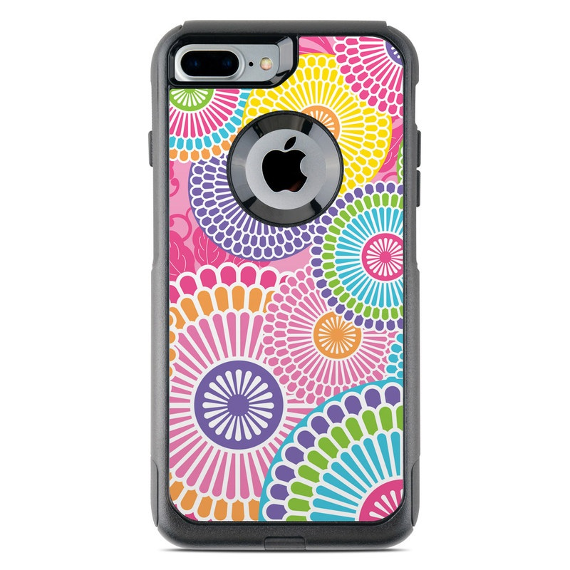 Kyoto Springtime OtterBox Commuter iPhone 8 Plus Case Skin