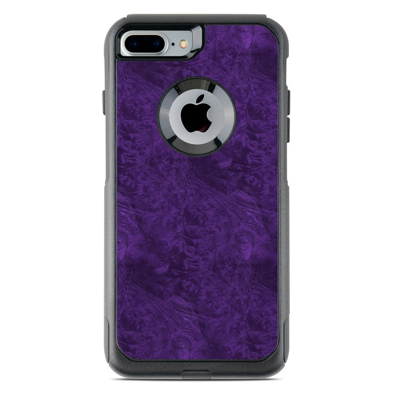 Purple Lacquer OtterBox Commuter iPhone 7 Plus Skin