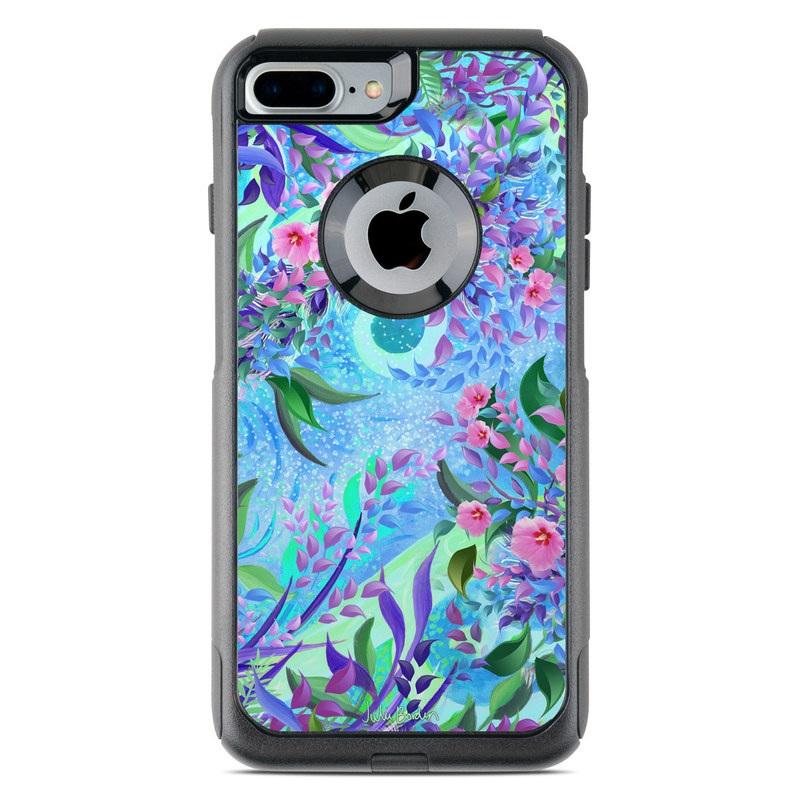 Lavender Flowers OtterBox Commuter iPhone 7 Plus Skin