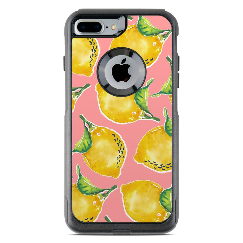 new concept ca06f 56dcc Lemon OtterBox Commuter iPhone 8 Plus Case Skin
