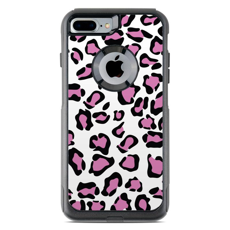 Leopard Love OtterBox Commuter iPhone 8 Plus Case Skin