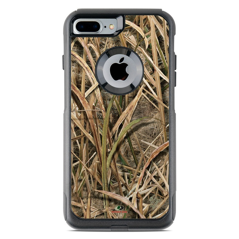 huge discount 16134 a02a0 Shadow Grass Blades OtterBox Commuter iPhone 8 Plus Case Skin