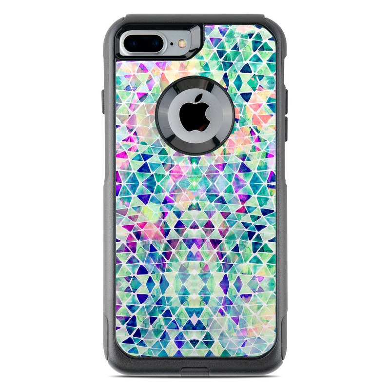 Pastel Triangle OtterBox Commuter iPhone 7 Plus Skin