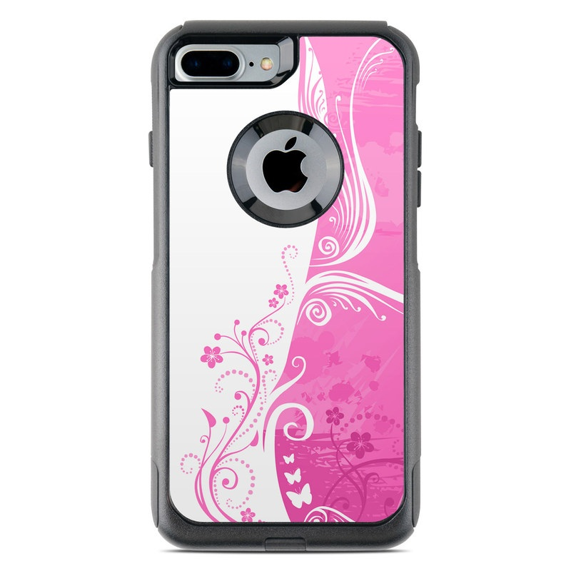 Pink Crush OtterBox Commuter iPhone 7 Plus Skin