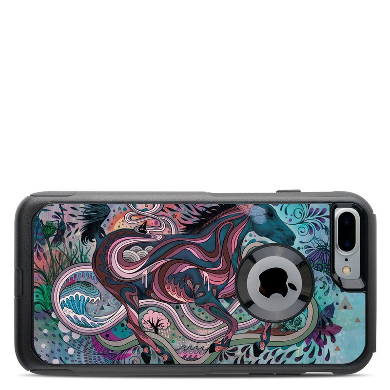 Poetry in Motion OtterBox Commuter iPhone 8 Plus Case Skin