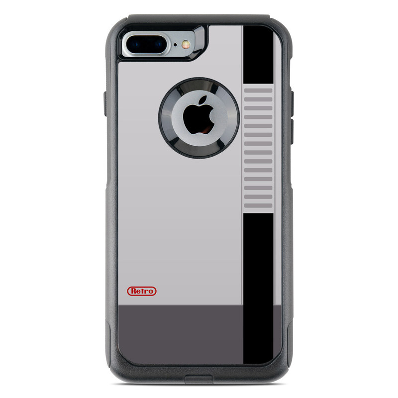 Retro Horizontal OtterBox Commuter iPhone 7 Plus Skin