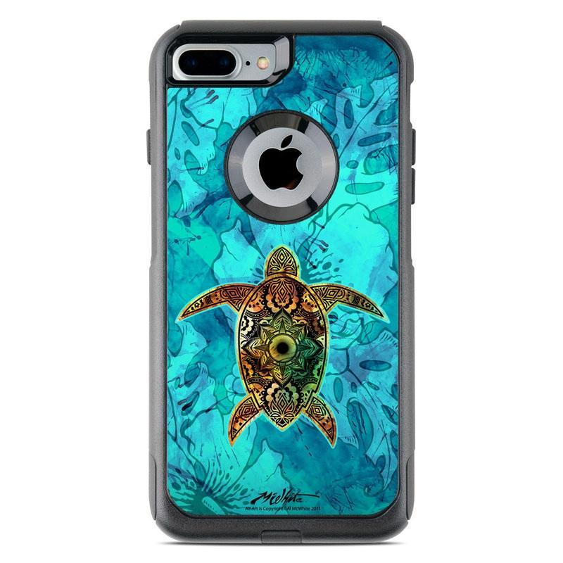 Sacred Honu OtterBox Commuter iPhone 8 Plus Case Skin