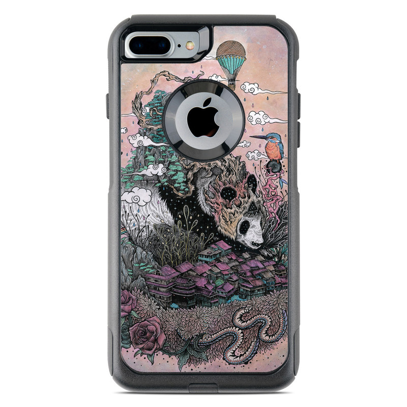 Sleeping Giant OtterBox Commuter iPhone 8 Plus Case Skin