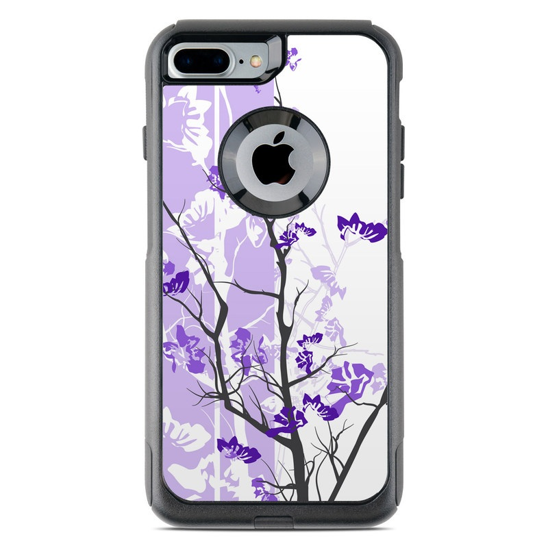 Violet Tranquility OtterBox Commuter iPhone 7 Plus Skin