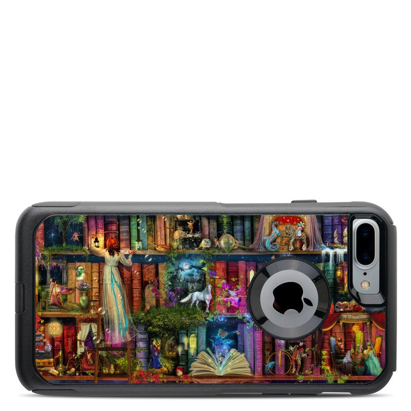 Treasure Hunt OtterBox Commuter iPhone 8 Plus Case Skin