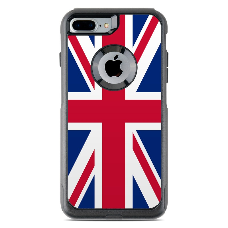 Union Jack OtterBox Commuter iPhone 7 Plus Skin