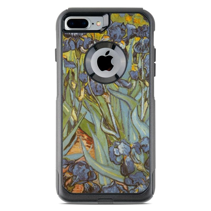 Irises OtterBox Commuter iPhone 7 Plus Skin