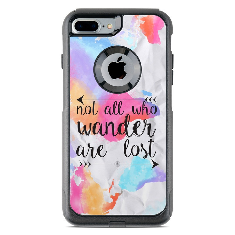 Wander OtterBox Commuter iPhone 8 Plus Case Skin