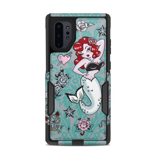 Molly Mermaid OtterBox Commuter Galaxy Note 10 Plus Case Skin