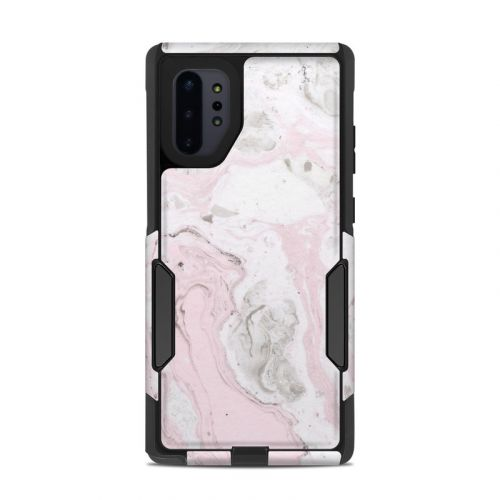 Rosa Marble OtterBox Commuter Galaxy Note 10 Plus Case Skin