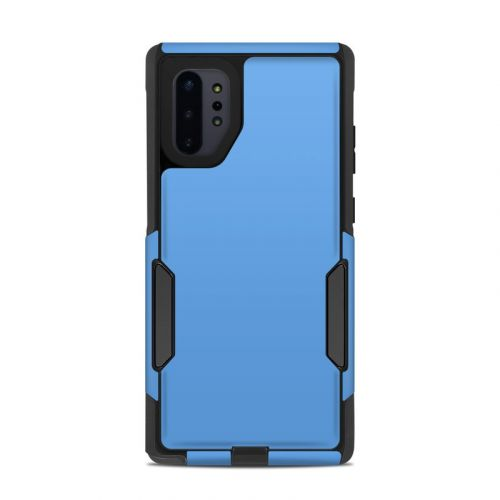 Solid State Blue OtterBox Commuter Galaxy Note 10 Plus Case Skin