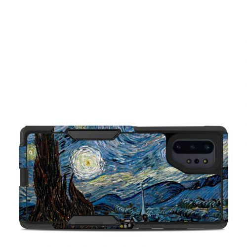 Starry Night OtterBox Commuter Galaxy Note 10 Plus Case Skin