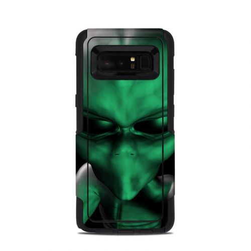 Abduction OtterBox Commuter Galaxy Note 8 Case Skin