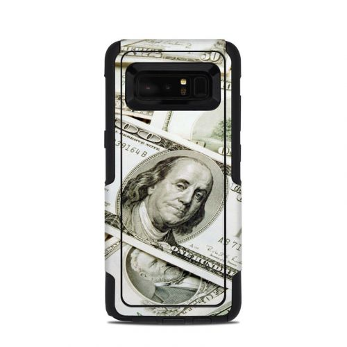 Benjamins OtterBox Commuter Galaxy Note 8 Case Skin