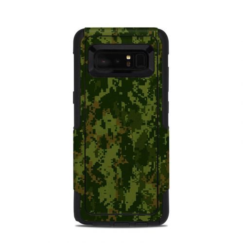 CAD Camo OtterBox Commuter Galaxy Note 8 Skin