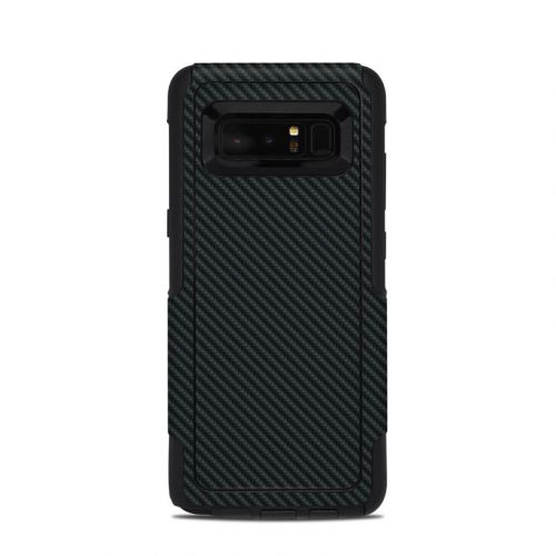 Carbon OtterBox Commuter Galaxy Note 8 Case Skin