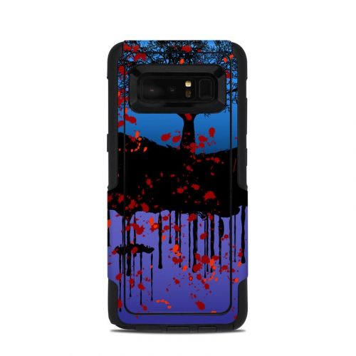 Cold Winter OtterBox Commuter Galaxy Note 8 Skin
