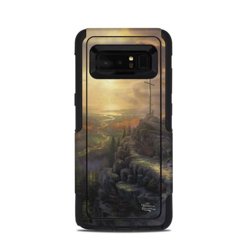 The Cross OtterBox Commuter Galaxy Note 8 Case Skin