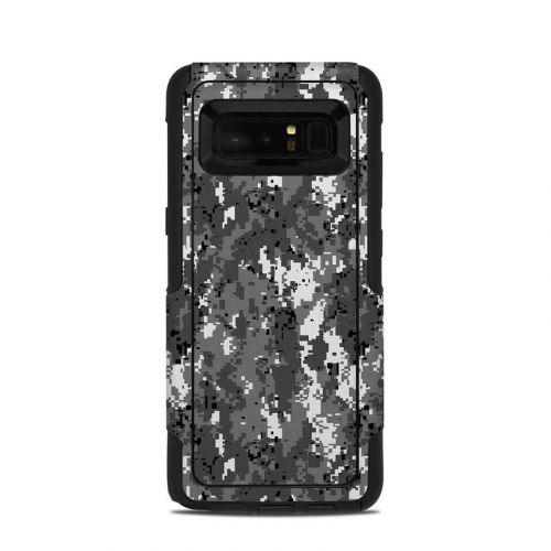 Digital Urban Camo OtterBox Commuter Galaxy Note 8 Skin