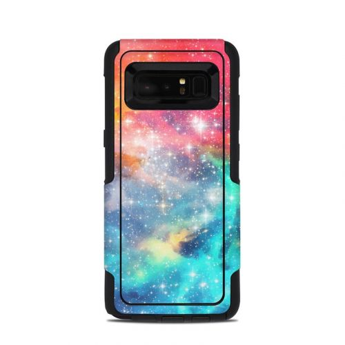Galactic OtterBox Commuter Galaxy Note 8 Case Skin