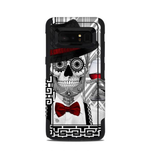 Mr JD Vanderbone OtterBox Commuter Galaxy Note 8 Case Skin