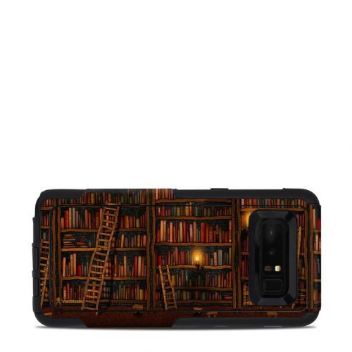 Library OtterBox Commuter Galaxy Note 8 Skin