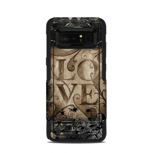 Love's Embrace OtterBox Commuter Galaxy Note 8 Case Skin