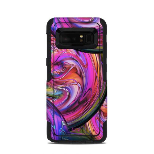 Marbles OtterBox Commuter Galaxy Note 8 Case Skin