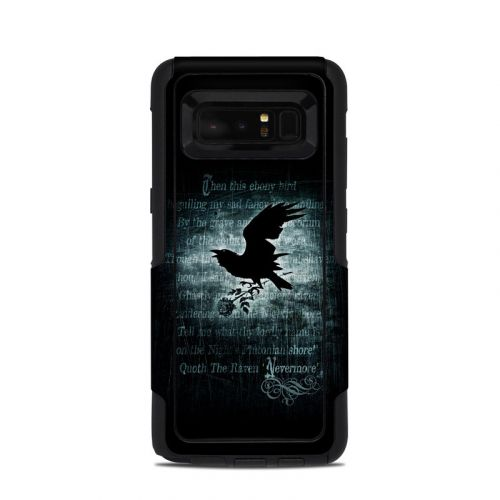 Nevermore OtterBox Commuter Galaxy Note 8 Skin