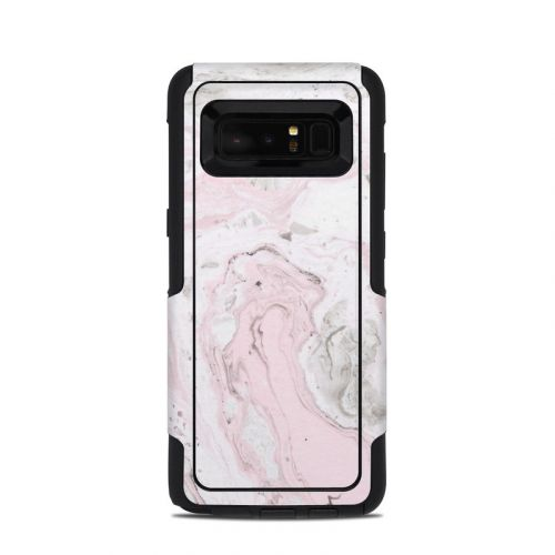 Rosa Marble OtterBox Commuter Galaxy Note 8 Skin