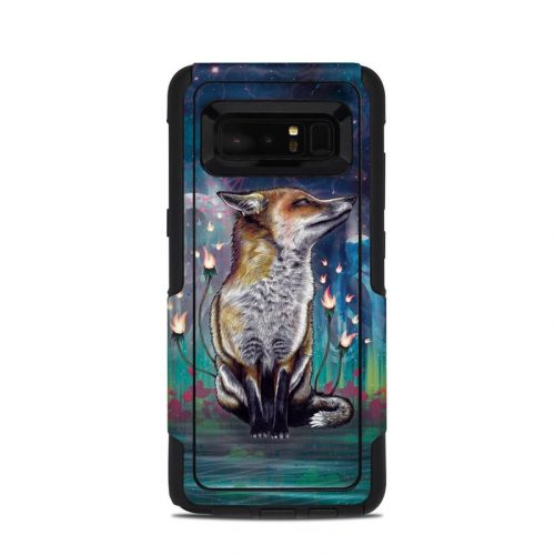 There is a Light OtterBox Commuter Galaxy Note 8 Skin