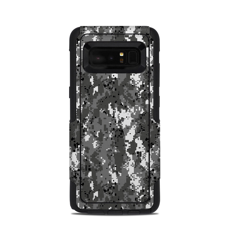 Digital Urban Camo OtterBox Commuter Galaxy Note 8 Case Skin