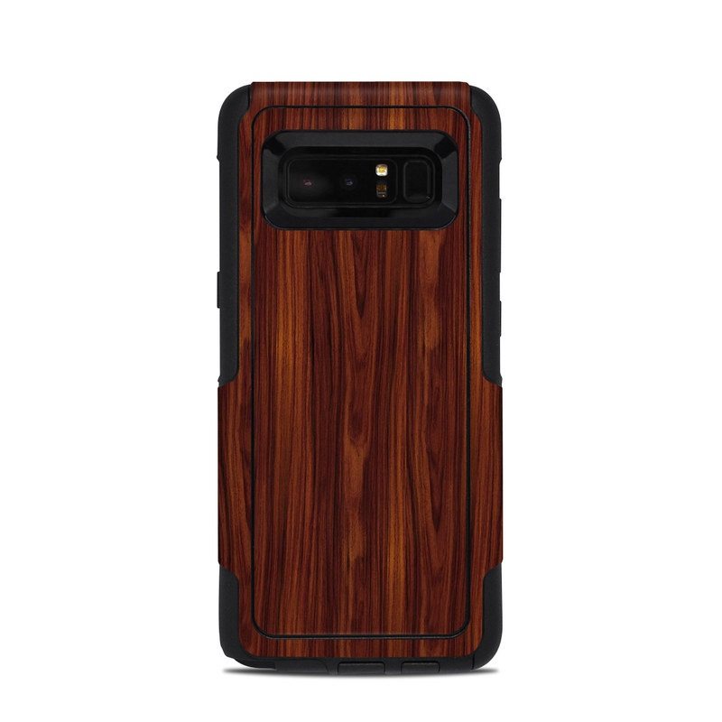 Dark Rosewood OtterBox Commuter Galaxy Note 8 Skin