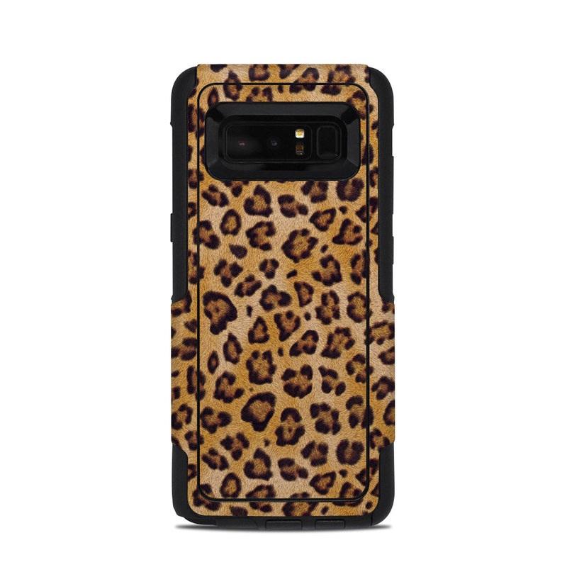 Leopard Spots OtterBox Commuter Galaxy Note 8 Skin
