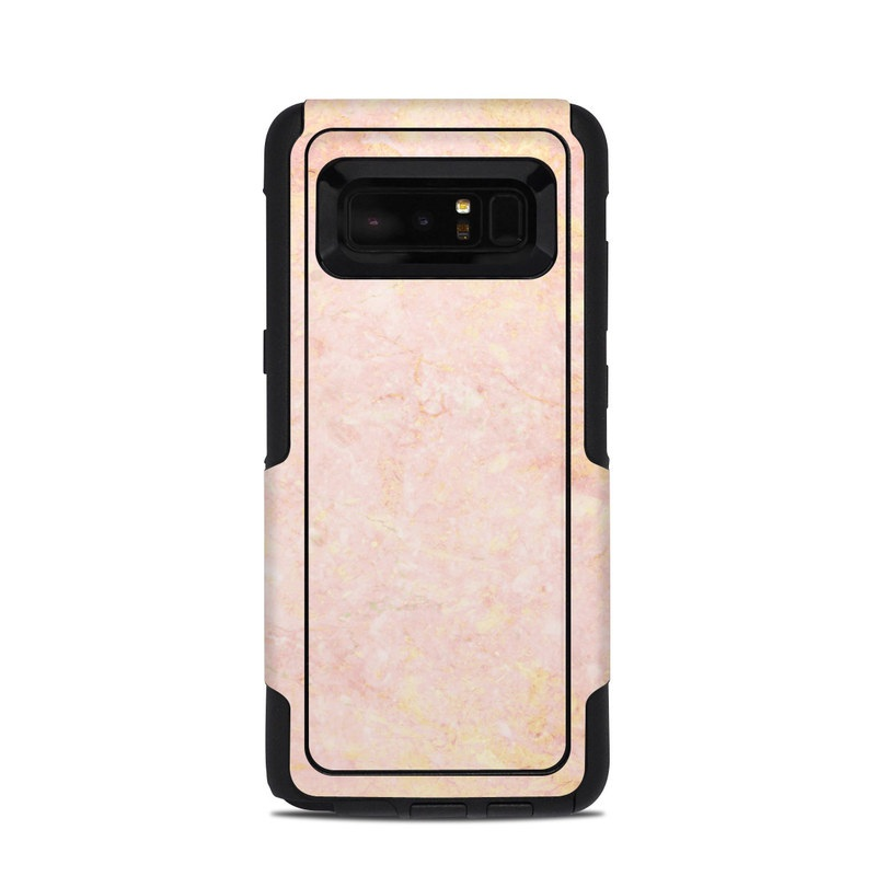 Rose Gold Marble OtterBox Commuter Galaxy Note 8 Case Skin