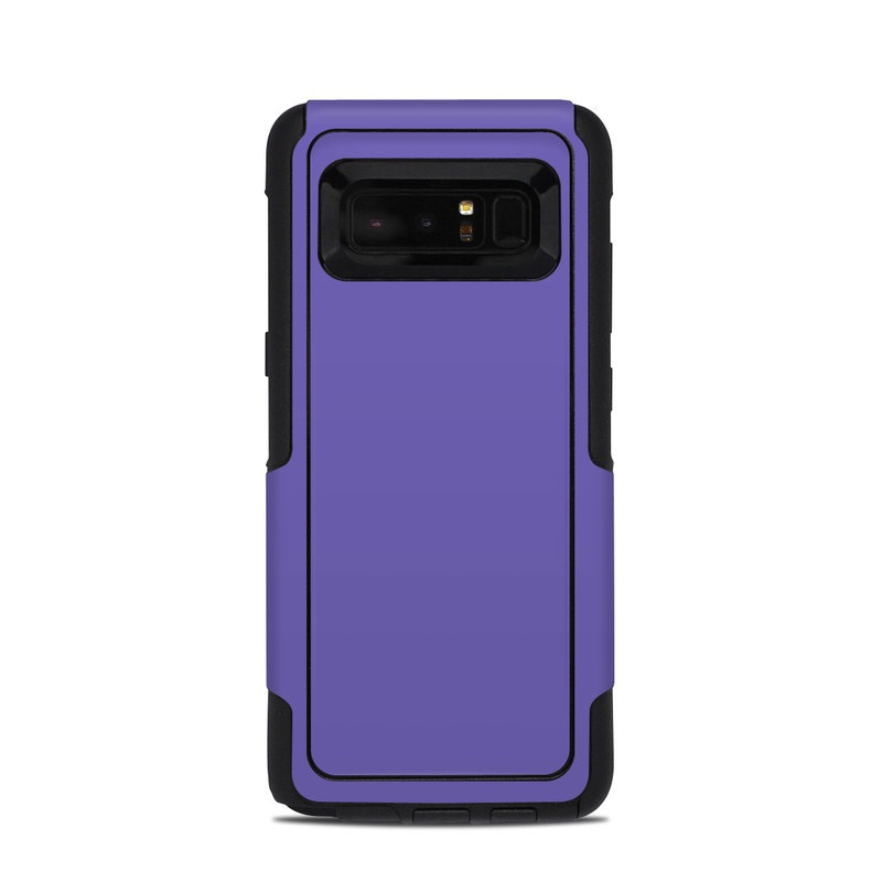 Solid State Purple OtterBox Commuter Galaxy Note 8 Case Skin