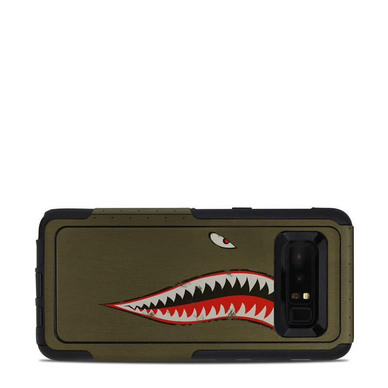 USAF Shark OtterBox Commuter Galaxy Note 8 Case Skin