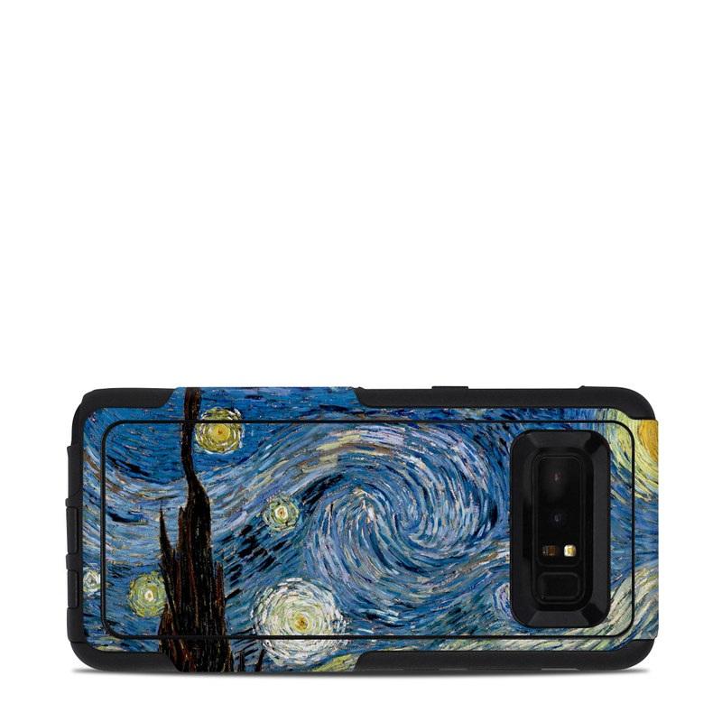 Starry Night OtterBox Commuter Galaxy Note 8 Case Skin