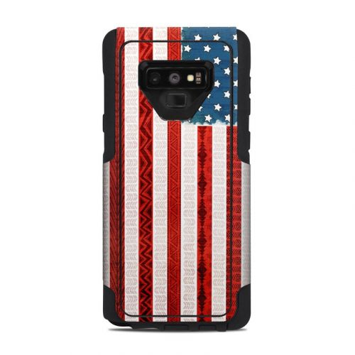 American Tribe OtterBox Commuter Galaxy Note 9 Case Skin