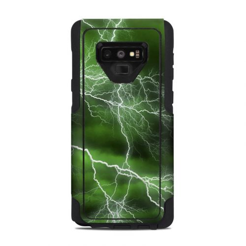 Apocalypse Green OtterBox Commuter Galaxy Note 9 Case Skin