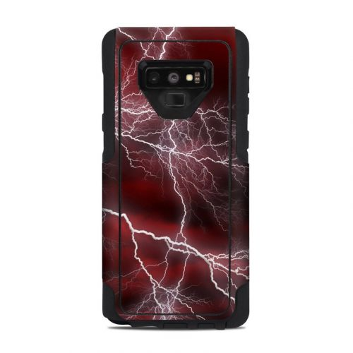 Apocalypse Red OtterBox Commuter Galaxy Note 9 Case Skin