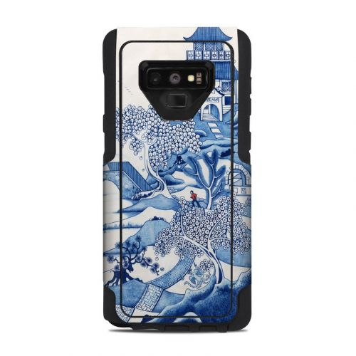 Blue Willow OtterBox Commuter Galaxy Note 9 Case Skin