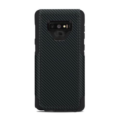 Carbon OtterBox Commuter Galaxy Note 9 Case Skin